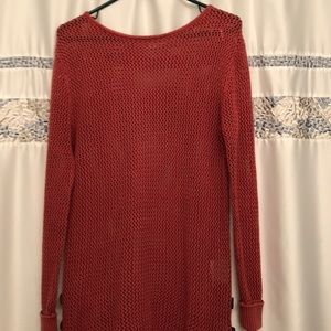SLASHED ! Simply Noelle light weight sweater!